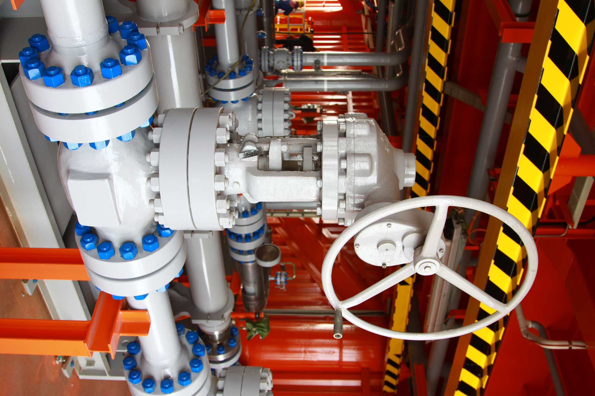 Gas and Oil Valve